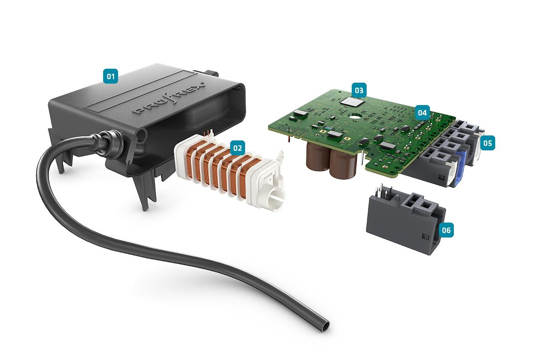 Elektronische Kraftstoffeinspritzung – PX IPI®-N Detailansicht