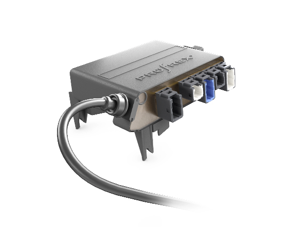PX IPI®-N – Elektronische Kraftstoffeinspritzung