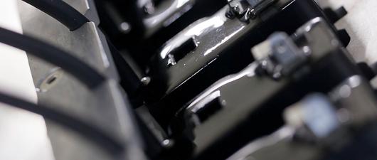 Vakuumvergusstechnologie